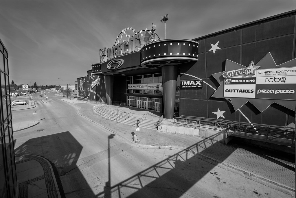 Silver City - Winnipeg