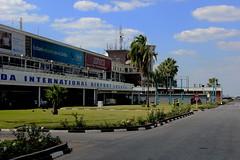 Kenneth Kaunda Intl Airport