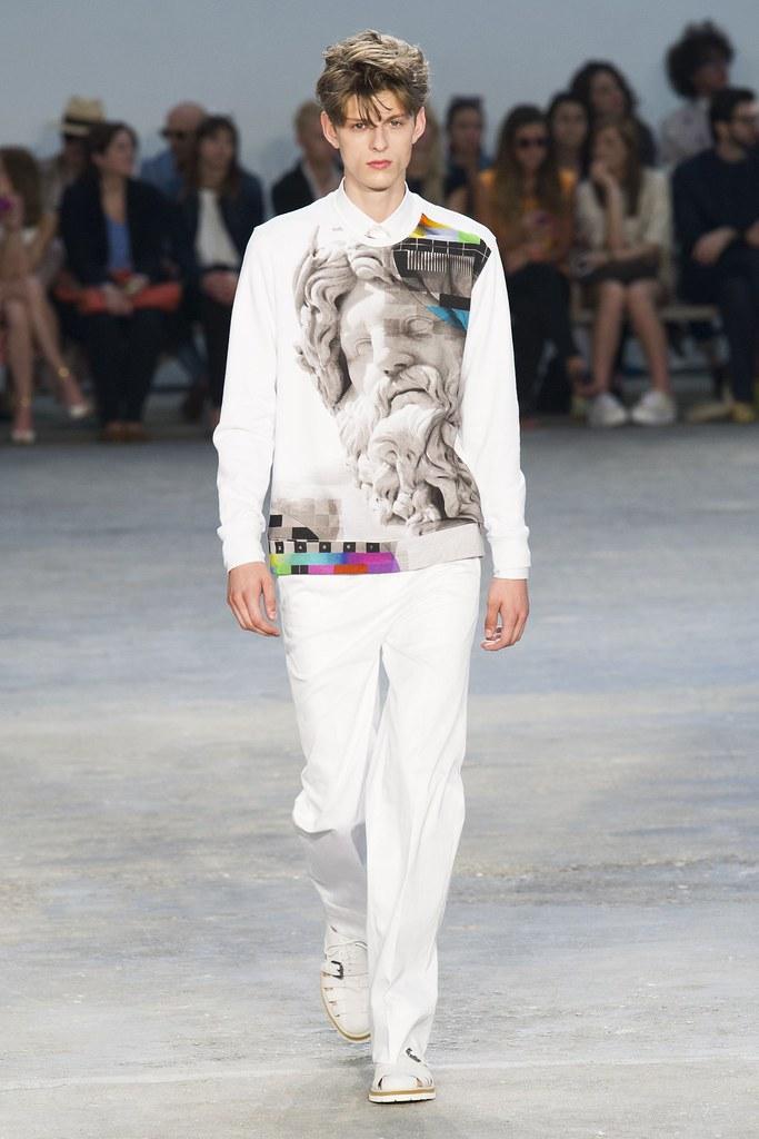 Elvis Jankus3211_SS15 Paris Frankie Morello(fashionising.com)