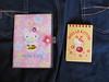 Hello Kitty bumblebee & ladybug stationery