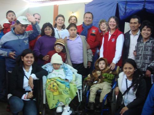 CASP realizó Clínicas de Diagnóstico Visual Gratuitas en Chancay, Aucallama y Huaral