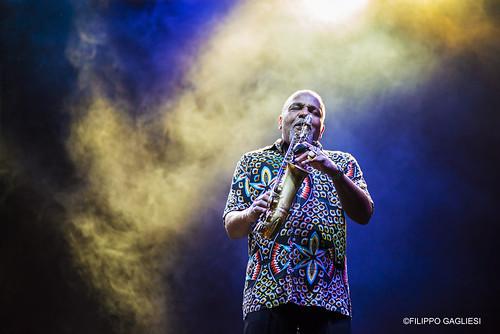 Umbria Jazz 2014, Italy, Jesse Jones jr.