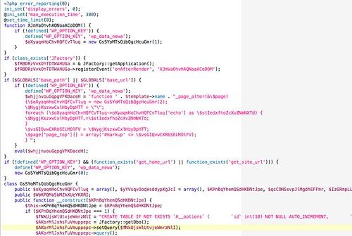 Quellcode als Bilddatei versteckt
