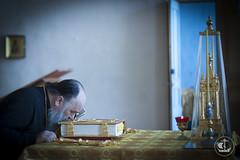 11 августа 2014, Рабочий визит митрополита Варсонофия в духовную академию / 11 August 2014, Working visit of Metropolitan Barsanuphius in Theological Academy