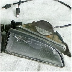 #For#Sale#OEM#Used#Parts#Mercedes#Benz#AMG#R129#SL#Class#Foglights#alyehliparts#alyehli#UAE#AbuDhabi#AlFalah#City  MB R129 SL Class AMG OEM Parts - Fog Light Left & Right  Left AMG Part    # : HWA 202 820 01 56 OtherPart # : 536 05 000 00 30-Jan-1996