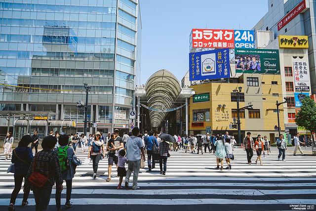廣島 本通商店街