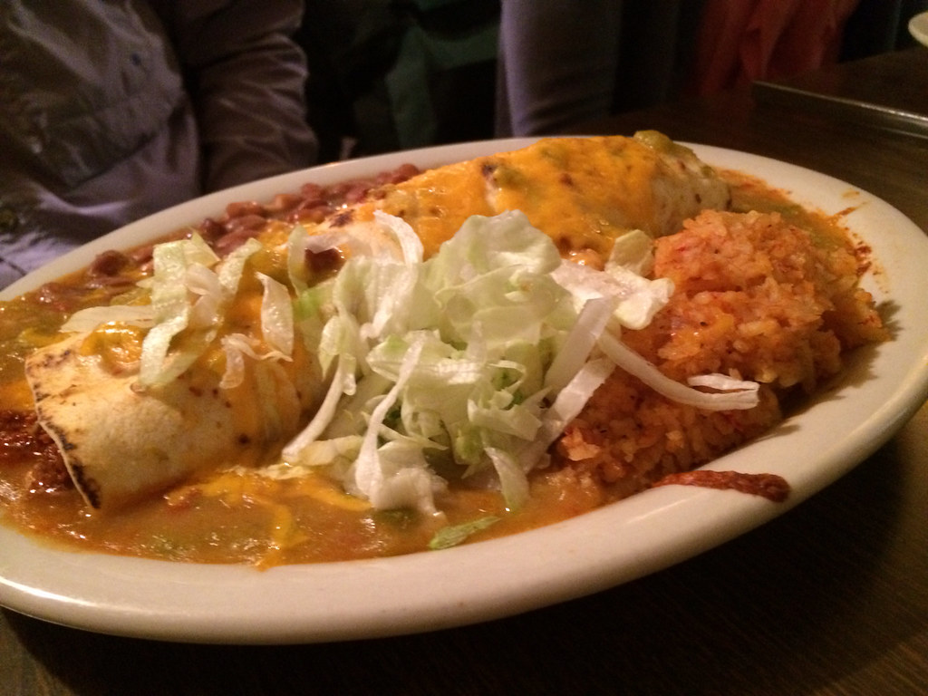 Padilla's- New Mexican food