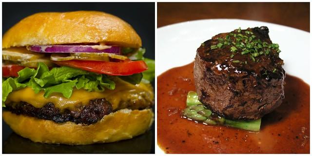 burger filet