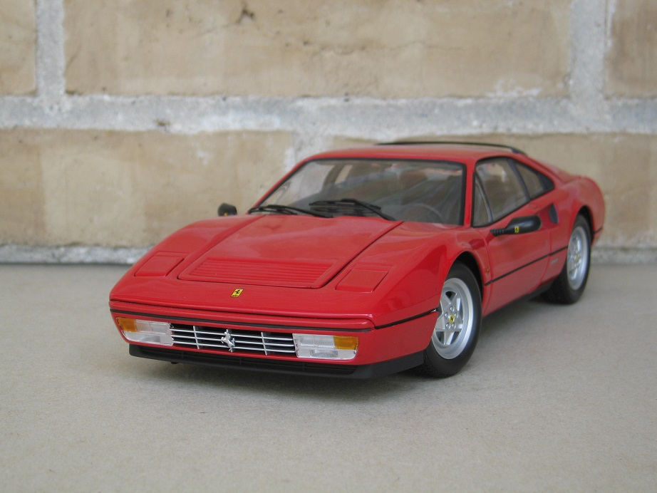 Kyosho 1:18 Ferrari 328 GTB '86 - Ferrari - DiecastXchange.com ...