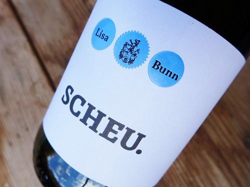 2013 Scheu Weingut Lisa Bunn