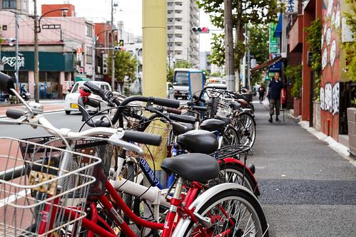 Walk from Hikifune to Sanya