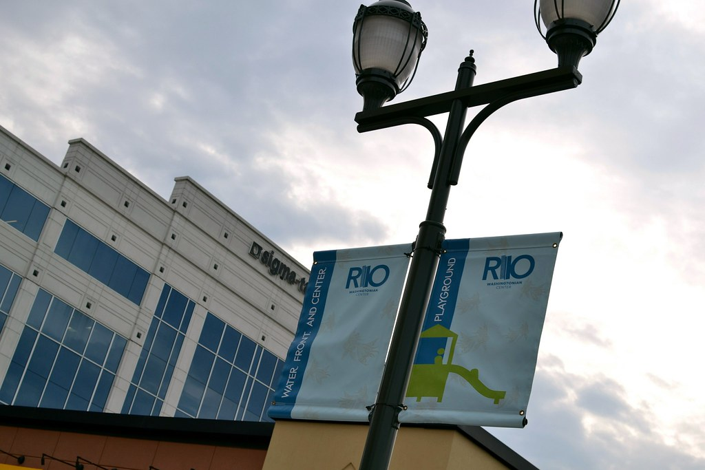 Rio Washingtonian. Shopping Mall 017
