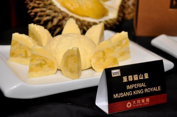 Tai Thong Mooncake 1 Imperial Musang King Royale