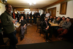 Canberra Brewers Inc. posted a photo:Club members enjoying the night