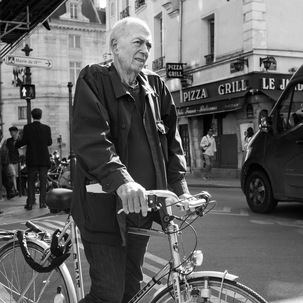 Parisian Cycler