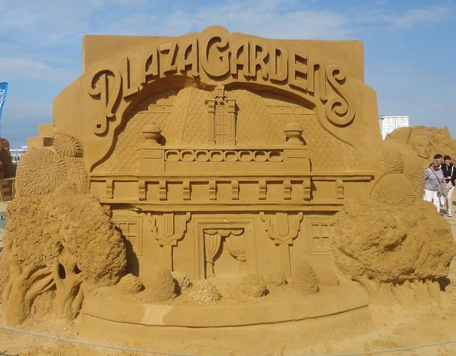 Sculpures sur sable Disney - News Touquet p.1 ! 14770312019_5312ae0259_z