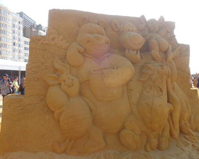 Sculpures sur sable Disney - News Touquet p.1 ! 14770463877_3996810300_z
