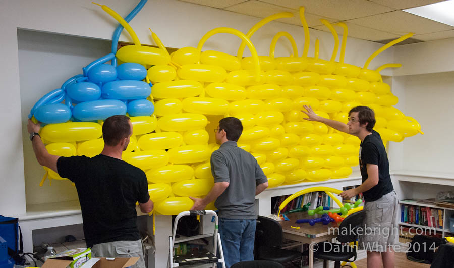 Drew Ripley balloon project - kwartzlab 285