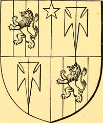 "Image from page 91 of ""Pedigrees recorded at the visitations of the county palatine of Durham made by William Flower, Norroy king-of-arms, in 1575, by Richard St. George, Norroy king-of-arms, in 1615, and by William Dugdale, Norroy king-of-arms, in 1666"""