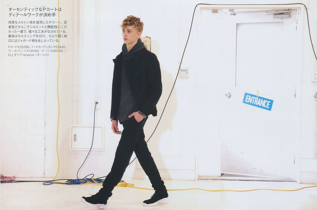 Dominik Sadoch0015(men's FUDGE vol.58 2013_12)