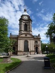 Birmingham Cathedral (St. Philip's)'