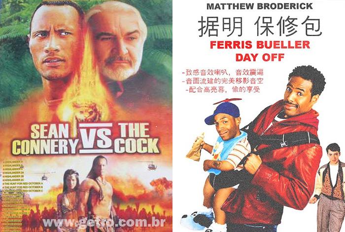 DVDs Bootleg