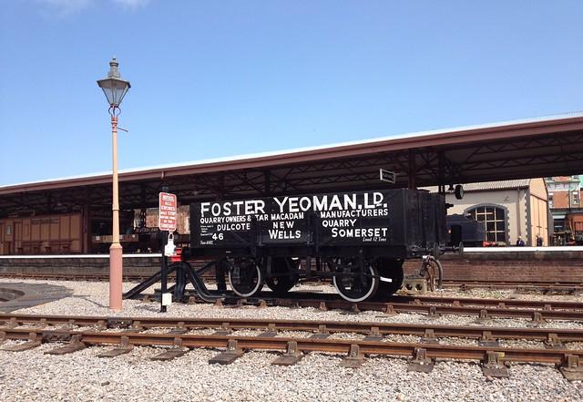 Minehead Steam Railway