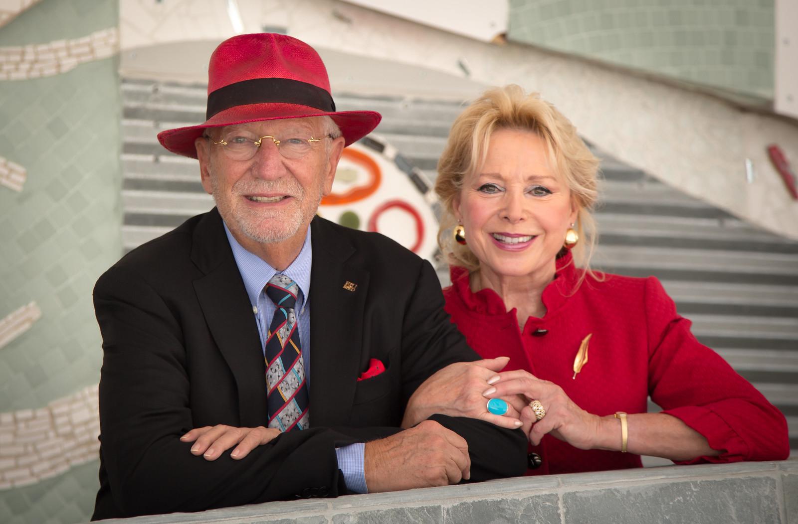 Dr. Herbert and Nicole Wertheim