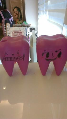豐美牙醫診所-兒童牙齒衛教+塗氟7
