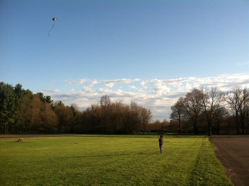 park sunset ohio sky kite field landscape spring state outdoor 4 akron iphone