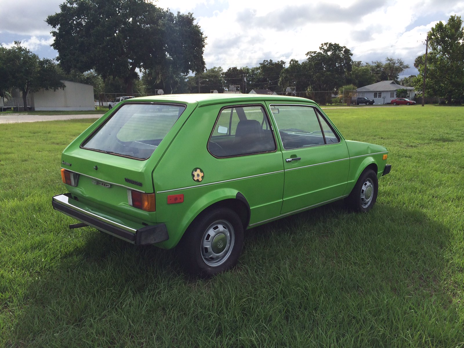 Buy New 1975 Volkswagen Rabbit Swallowtail Survivor Vw