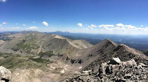 colorado 14ers sangredecristomountains culebrapeak