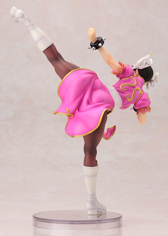 壽屋 – 電玩美少女雕像:快打旋風 II / 春麗 限定粉紅版