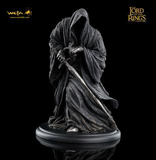 WETA魔戒新作「戒靈」迷你雕像