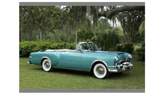 Packard Carribean