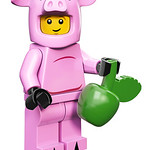 LEGO Collectable Minifigures Series 12 - Piggy Guy