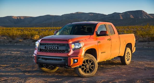 2015 TRD Pro Tundra Pricing