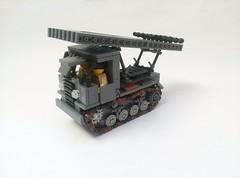 STZ-5 with BM-13-16