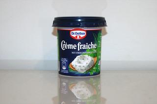 08 - Zutat Creme fraiche / Ingredient creme fraiche