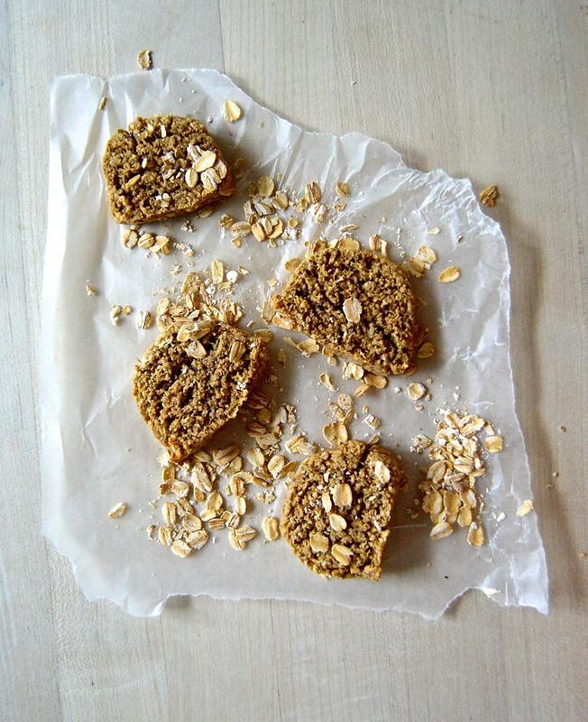 Lemon Oat Biscuits