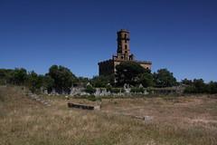 Quinta do Inferno e Torre do Rei do lixo em Coina, Barreiro (Ruínas)
