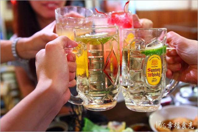 【台南宵夜美食】三十八番大眾酒場~有日式風味的居酒屋《13食記》