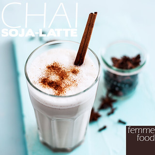 Chai-soja-latte