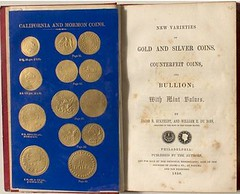 New Varieties of Gold and Silver Coins
