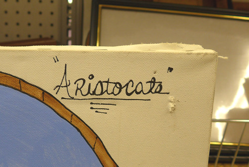"""The"" ""Aristocats"""
