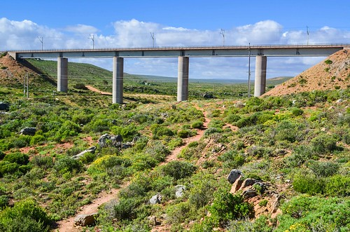 Sishen-Saldanha railway bridge, South Africa