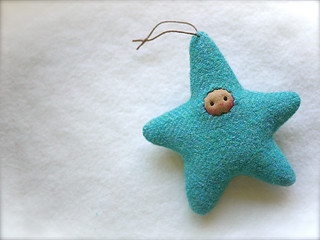 Turquoise STAR: tan
