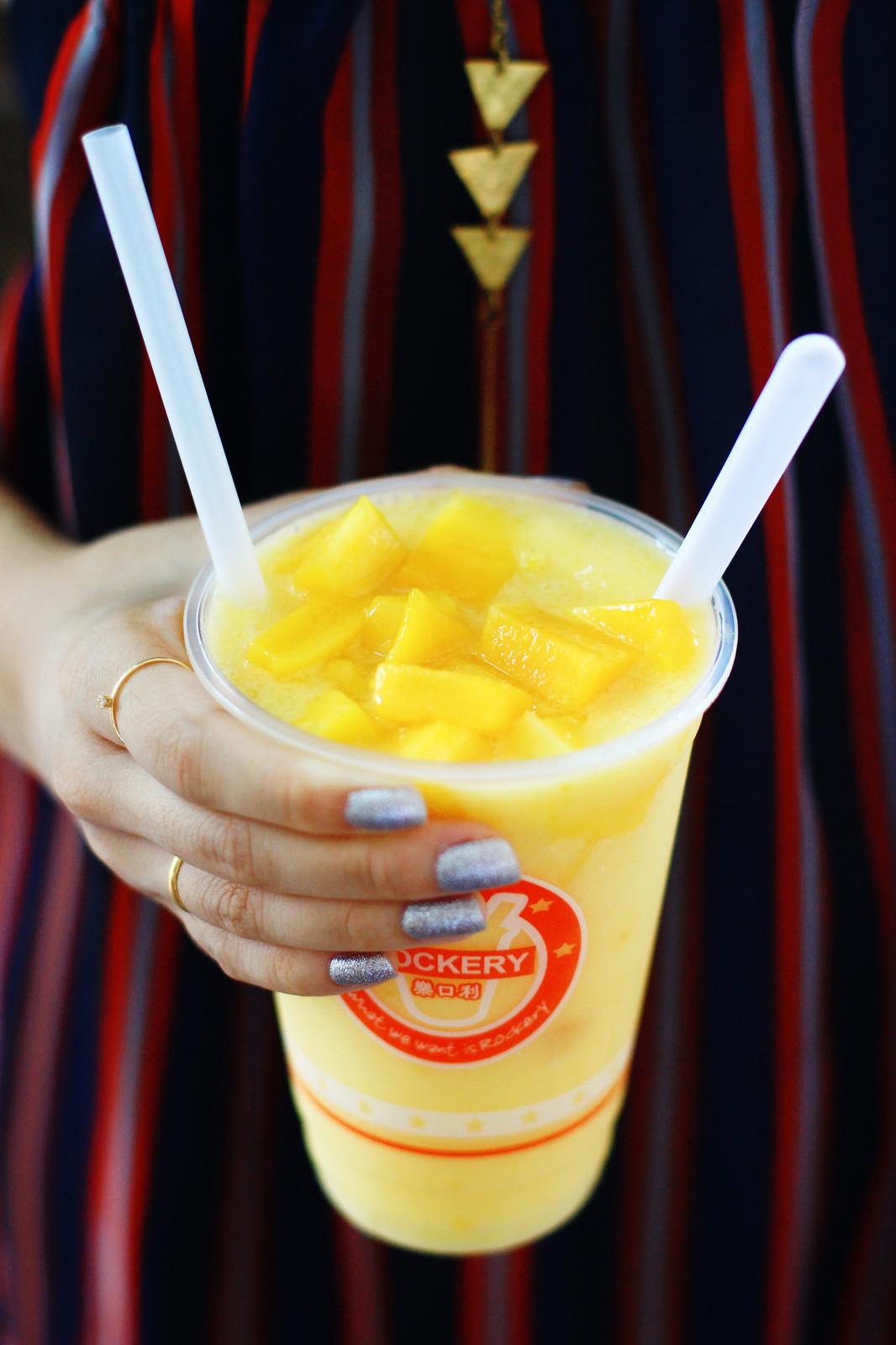 mango ice