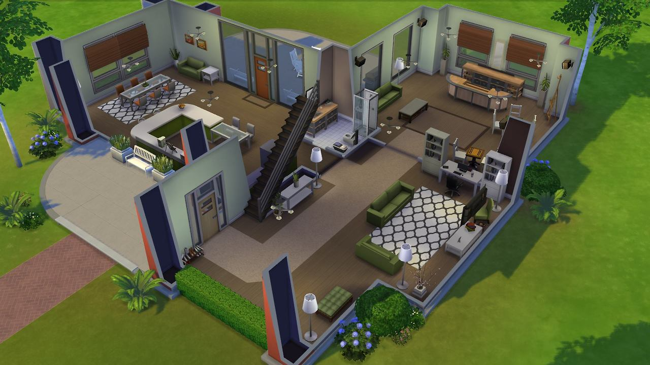 The sims 4 community italiana di the sims 4 for Sims 4 idee per la casa