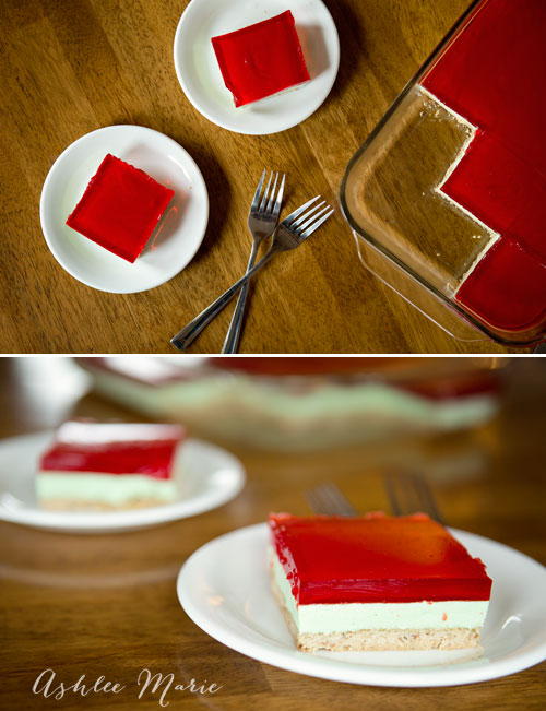 an easy to make and delicious dinner jello recipe